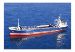 カルムーンシートを船舶に採用