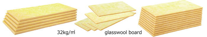 グラスウール生板の詳細写真