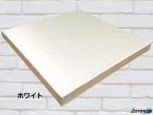 ホワイトクロスの化粧吸音板